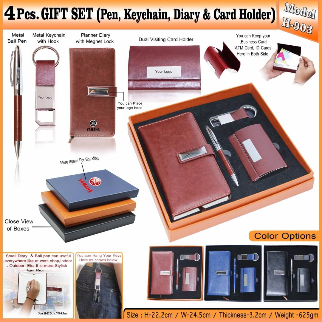 4 in 1 Gift Sets