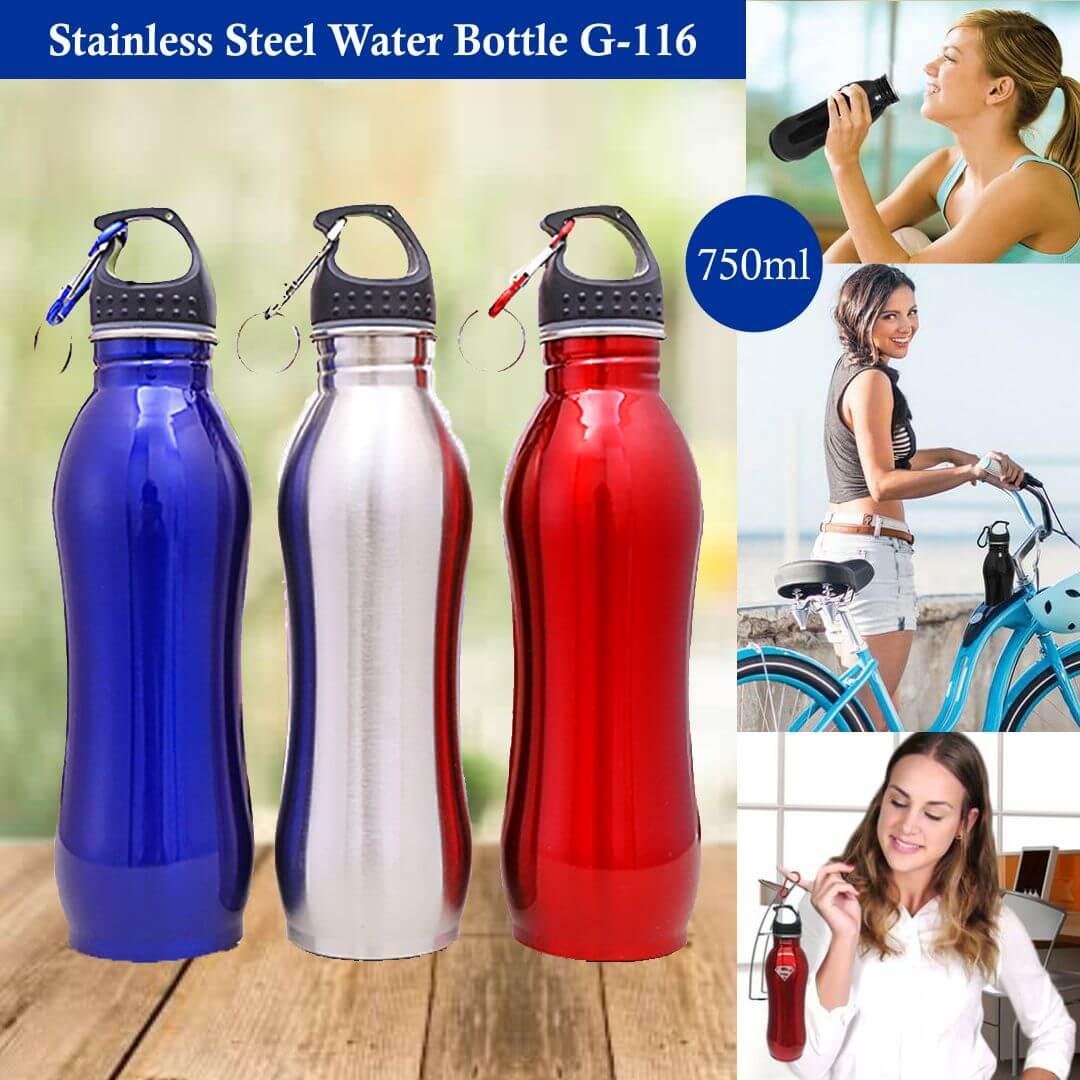 Steel Water Bottle 116