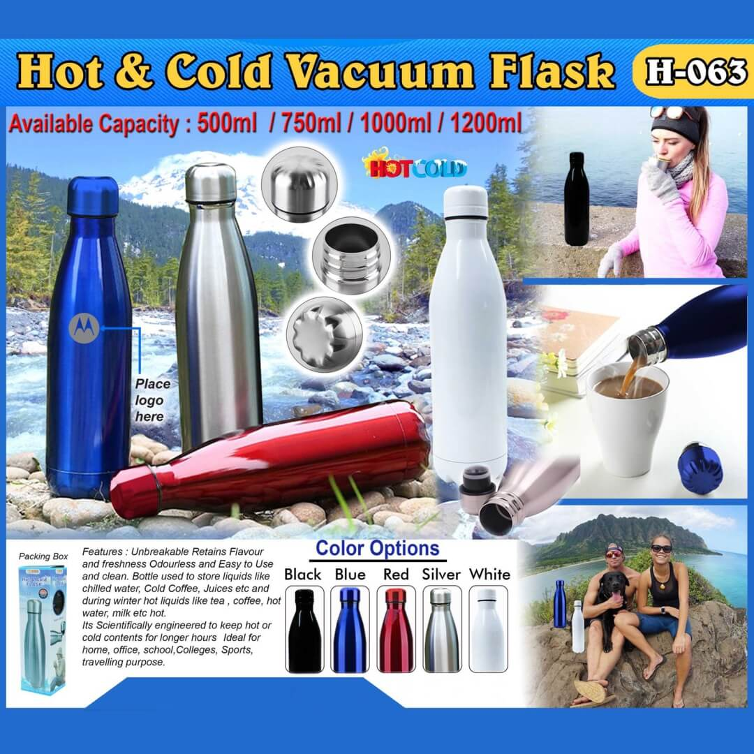 Hot and Cold Vacuum Flask 063