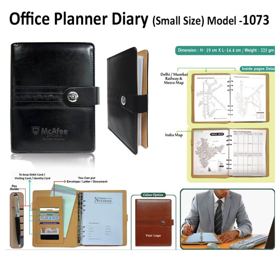 Office Planner Diary 1073