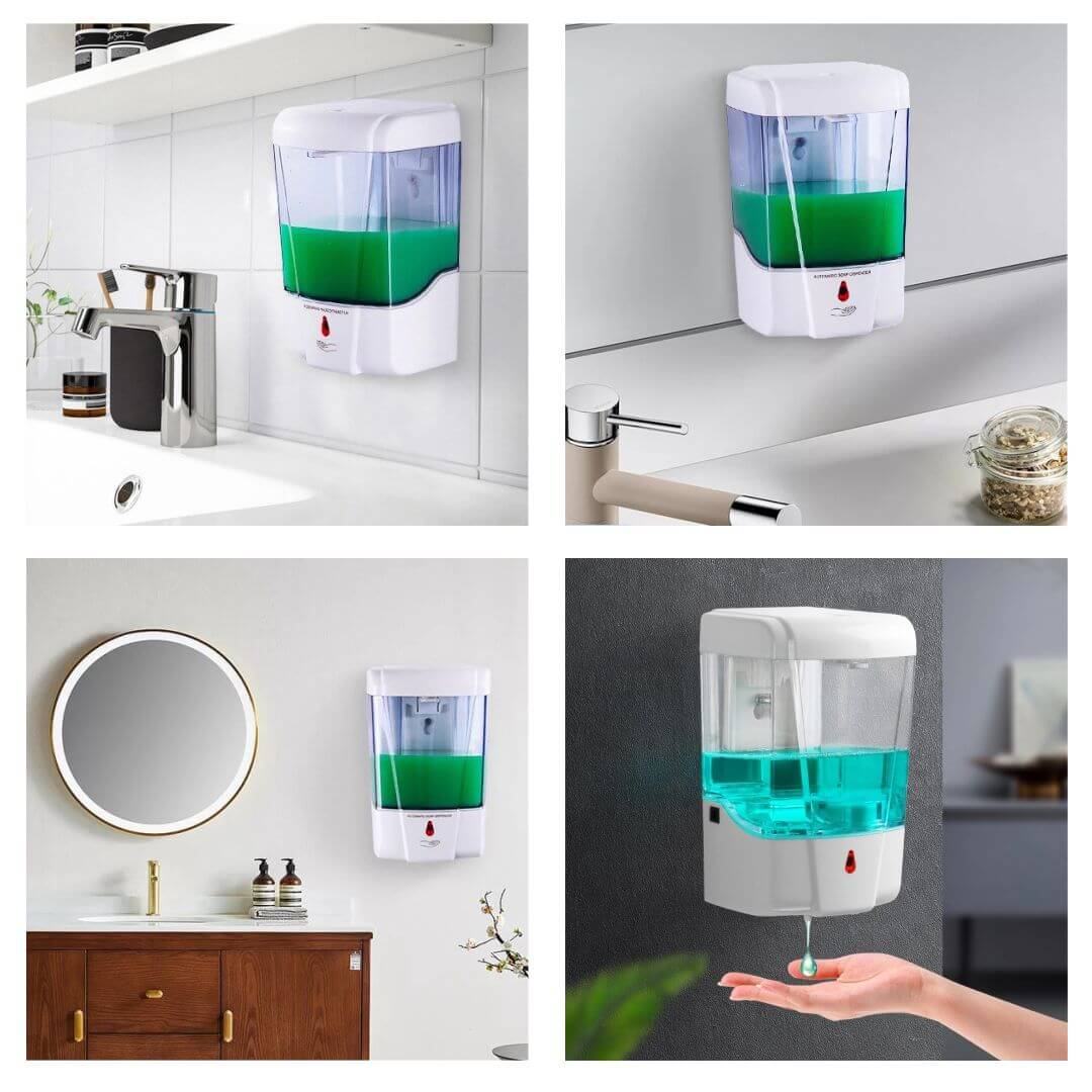 Automatic Hand Sanitizer Dispenser 1.8Ltr