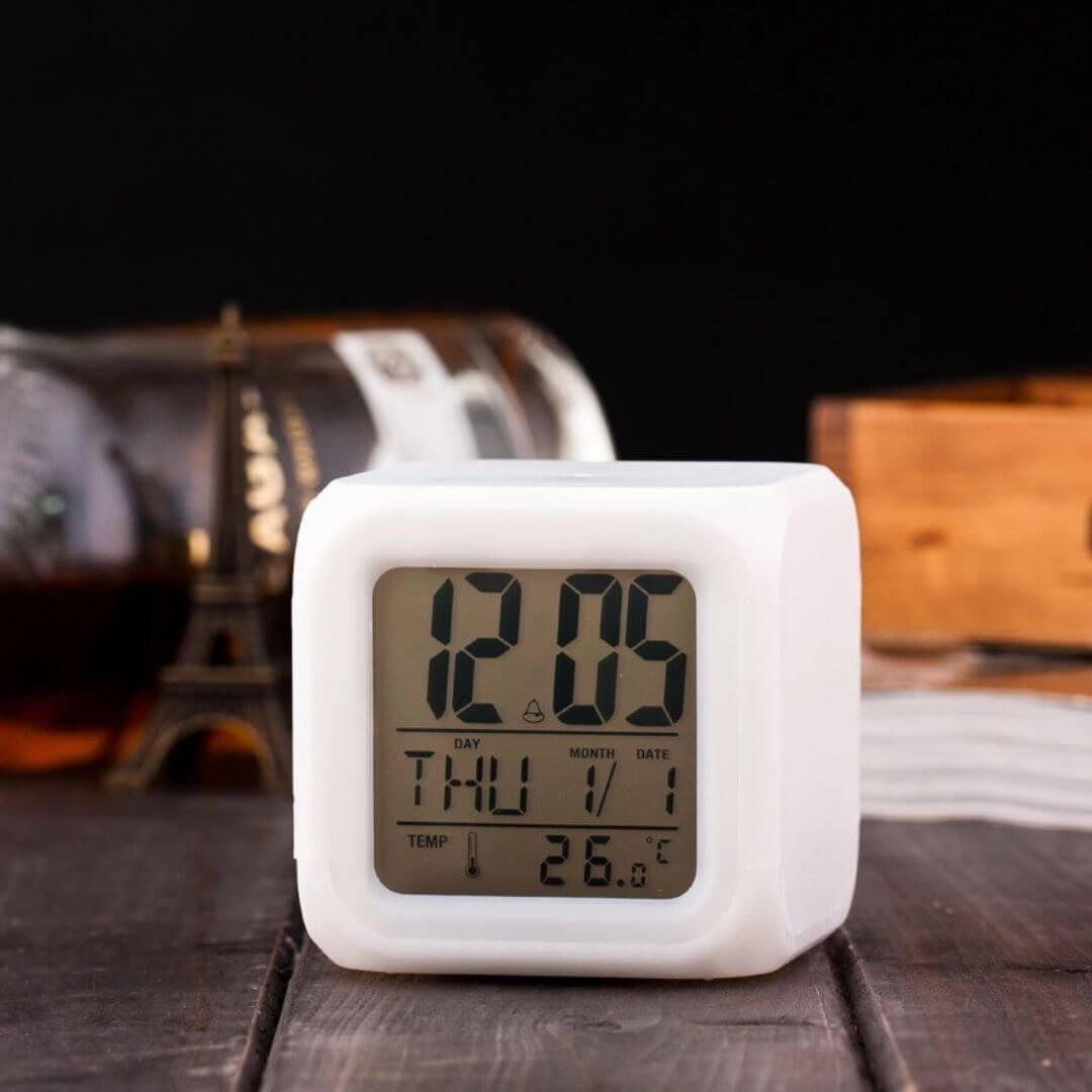 Online digital clockl